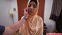 Arabian prostitute gets secretly tapes while ri... thumb