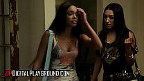 15953 (Selena Santana, Ben English, Vicki Chase) - Trading Mothers for Daughters - Scene 4 - Digital Playground preview