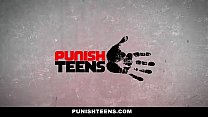 PunishTeens - Tiny Blonde Gets Used and Abused