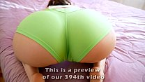 Incredible Body MILF Has Most Round Ass Ever In Tight Shorts