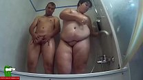 Screenshot They Shower Together And She Eats His Cock San127