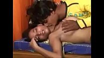 Young Indian Couple Fuck At Home thumbnail