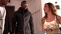 Alice Romain Gets Assrucked By Black Guys Preview