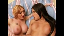 Mariana Cordoba and Gabriela Martins -  2 Hot T...