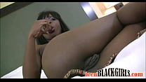 Skinny Black Teen Porn Tryout With White Guy - ...