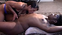 Black Beauty Licked and Fingered to Orgasm (Int...