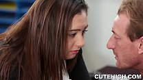 Lily Jordan Gives Head And Laid