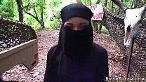 Arab Honeymoon Couple First Time One Of The Chi...