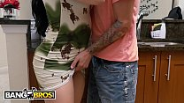 BANGBROS - Kitty Caprice Gets Her Latin Big Ass Fucked While Her BF Is Home Preview
