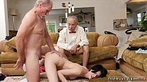 Old man having sex and guy girl xxx Frannkie heads down the Hersey pornhub video