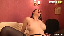 AMATEUR EURO - #Missy Charme #Mickael Cheritto - French MILF Gets Anal From Her Hook Up Man