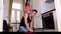 Karups - Tight MILF Francys Belle Abuses His Hard Tool - 9Club.Top