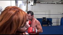 9400 Boxing Bitches Dominated By Man preview