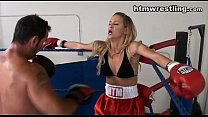 6519 Boxing Bitches Dominated By Man preview