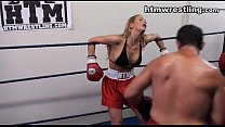 14781 Boxing Bitches Dominated By Man preview