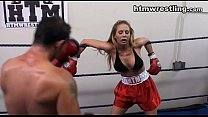 12561 Boxing Bitches Dominated By Man preview