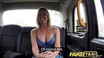 Fake Taxi Mum with big natural tits gets big british cock