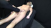 Hot Blonde Gets Oil Massage and Happy Ending thumbnail