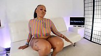 Ms Mysteria DC Nude - Thick Black MILF - She Is...