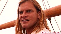 Pirate babe pleasing captains cock image