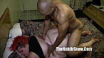 she cant handle redzilla 12 inch BBC sbbw lover takes it all (new)