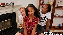 Screenshot Tampa Bukakk e Girls - 18yo black teen cheerlead...