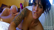 Homemade Amateur french couple fucking hard wit...