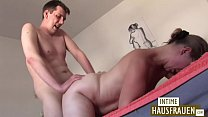 Hauswife sex young german mom