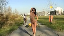 Alina Malin - Take A Photo Public Nudity Experiment
