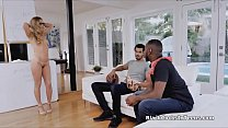 selena spice playboy - Sexy tutor cant resist two big black cocks thumbnail