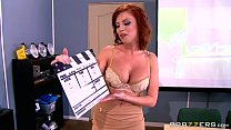 Brazzers - Britney Amber - Big Tits At School mincum