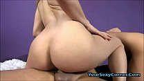 Daddy In Threesome With Two Teen Cheerleaders