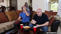 Innocent 18yo Teen Sally Squirt Gets Banged Out on BangBros (bbe14995) thumbnail
