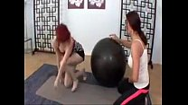 mature mom seduces redhead teen daughter Vorschaubild