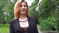 Kinky Eurobabe Ryta fucked by nasty dude for some money