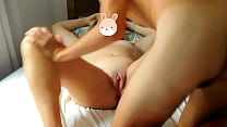 Ass and pussy with oleo