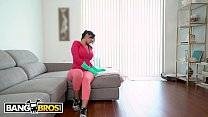 BANGBROS - My Dirty Maid Rose Monroe Masturbates After Seeing My Big Dick