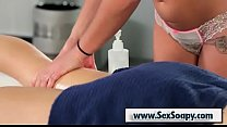 Busty masseuse giving pleasure - Ryan McLane and Karlee Grey - 9Club.Top
