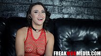 Maria Jade Talks about how she loves Creampies thumb