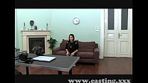 Casting Hot Italian Babe in interview Vorschaubild