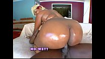 big wet oiled asses