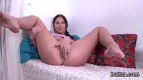 Luscious half-nude tight girl gets drilled in s...