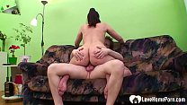 Screenshot Lucky Guy Fucks  His Friend's Hot Mom 9;s Hot Mom