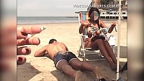 Amateur video on the beach shows beautiful brea...'s Thumb