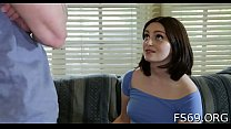 Blowing ramrod of a horny relative tumblr xxx video