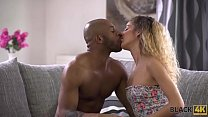 BLACK4K. Each inch of huge dick brings young babe Monique Woods a lot of excitement