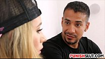 Teen Jayden Black wants to get fucked right and forceful thumbnail