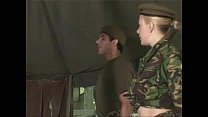 British Army MMF Threesome With Anal Sex