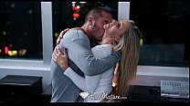 HD - PureMature - Julia Ann gets her floppy tit...