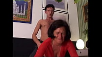 55 And Still Bangin #4 - Grandma and her grandson have a dirty little secret